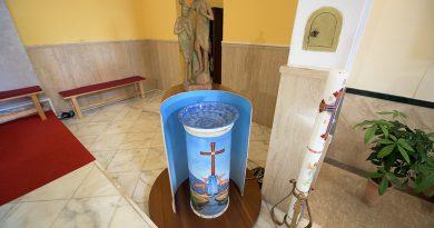 Fonte Battesimale