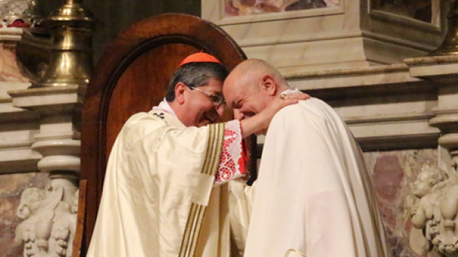 Ordinazione Episcopale Mons. ANDREA BELLANDI