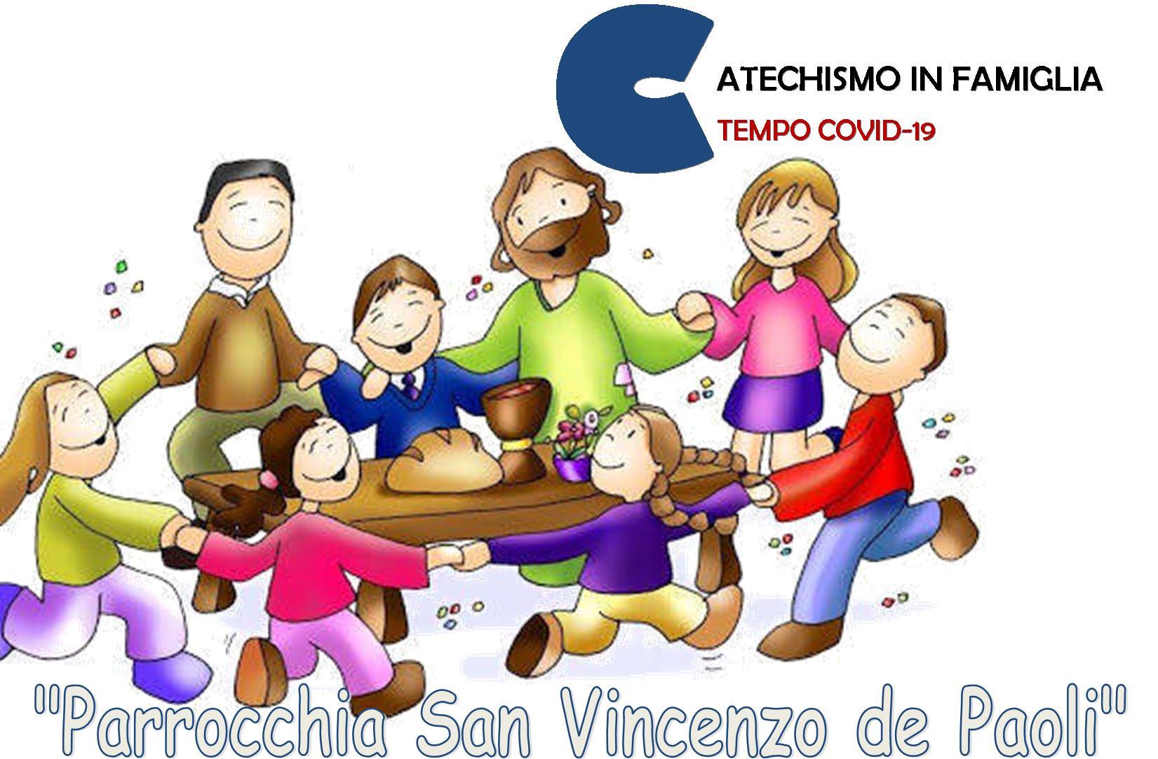 CATECHISMO TEMPO COVID-19
