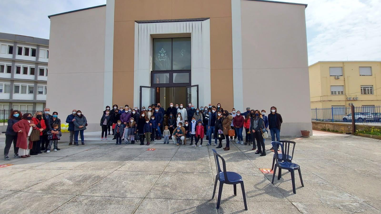 Celebrazione con S.E.R. Mons. Andrea Bellandi