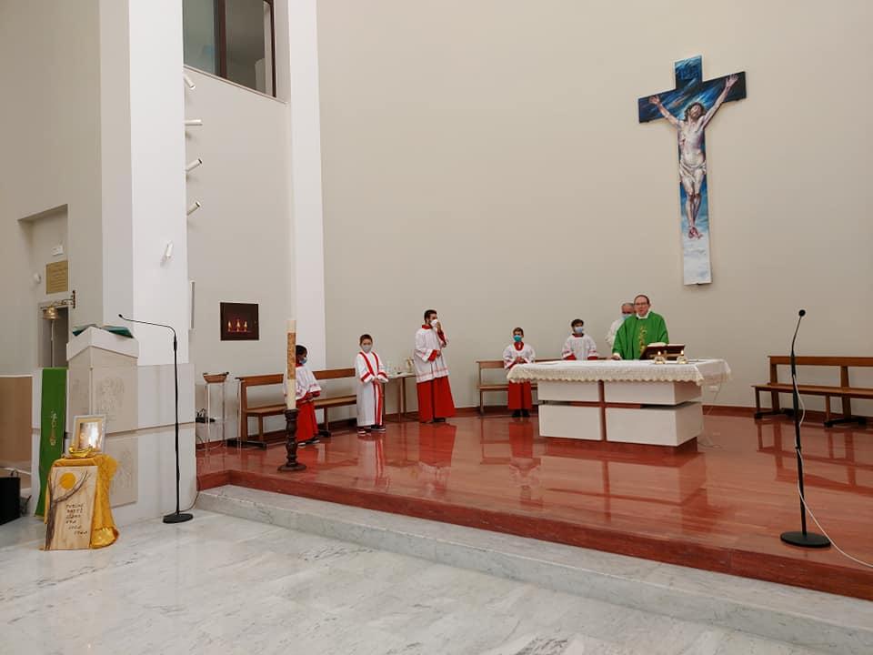 Apertura del Sinodo Parrocchiale